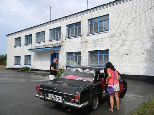 Small village museum...Brukrin Ukraine