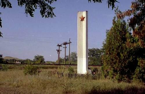 German Cemetery Crimea
