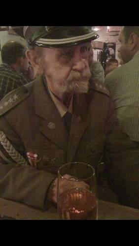 In memory of an unknown Polish veteran