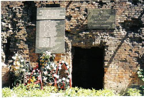 Memorials in Russia