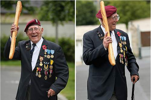 An 89-Year-Old British Veteran Escaped His Nursing Home To Attend D-Day Celebrations
