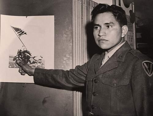 Memorials to the Navajo Code Talkers in Arizona