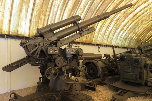 Tank museum near Prague