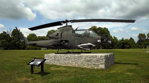 Army Heritage and Ft. Indiantown Gap Memorial