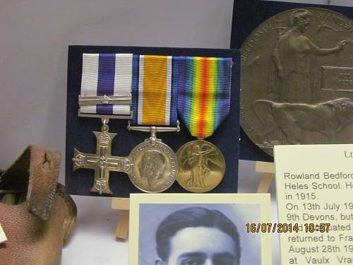 1st Battalion Devonshire & Dorset Regiment Museum,Dorchester,UK