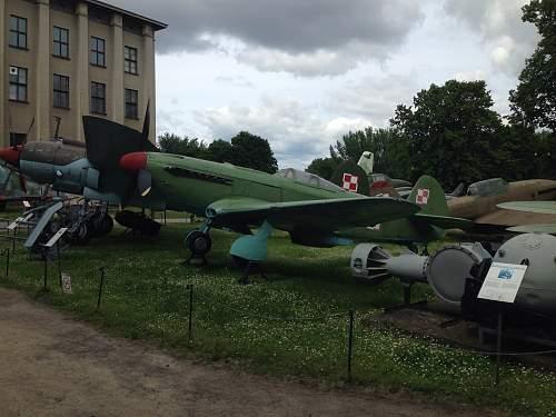 Visit at the Polish Military Museum