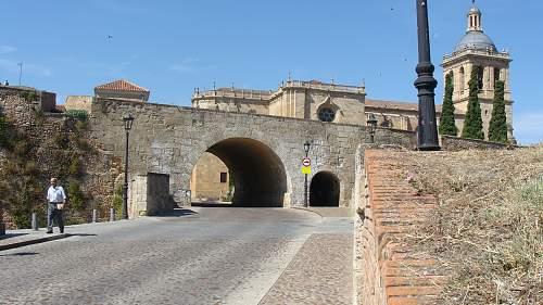 small Spanish road trip