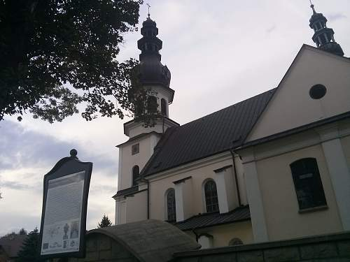 Off the track sight seeing, Tarnow region 2014