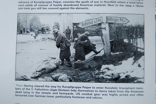Battle of the Bulge Now and then !!