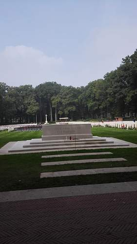 My trip to Oosterbeek and Arnhem.70th Anniversary of Operation Market Garden