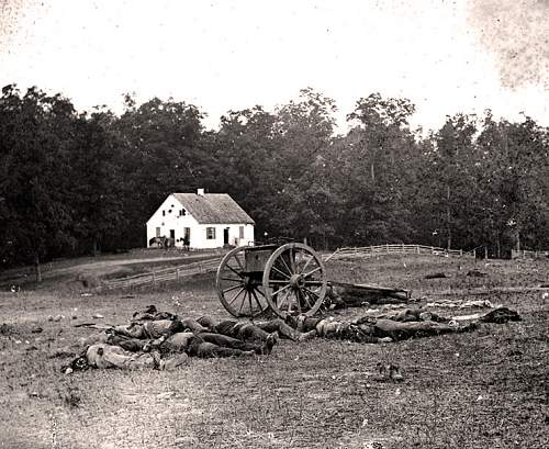 Click image for larger version.  Name:Antietam,Gettysburg.jpg Views:2 Size:75.6 KB ID:817853