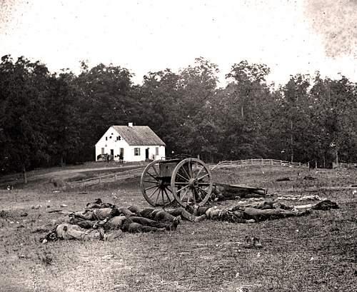 Click image for larger version.  Name:Antietam,Gettysburg.jpg Views:3 Size:75.6 KB ID:817853