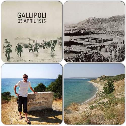 Gallipoli Centenary - The ANZAC's  And Their Part In The Campaign.