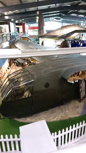Army Air Corps Museum, Middle Wallop, UK.