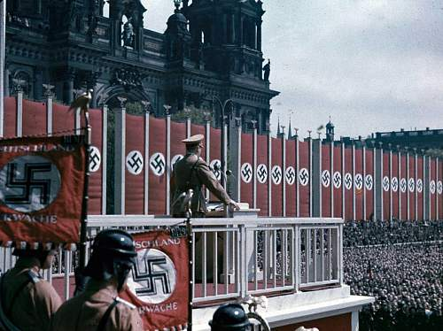 Click image for larger version.  Name:20 Adolf Hitler speaking at the Lustgarten, Berlin, 1938.jpg Views:3 Size:154.7 KB ID:840453