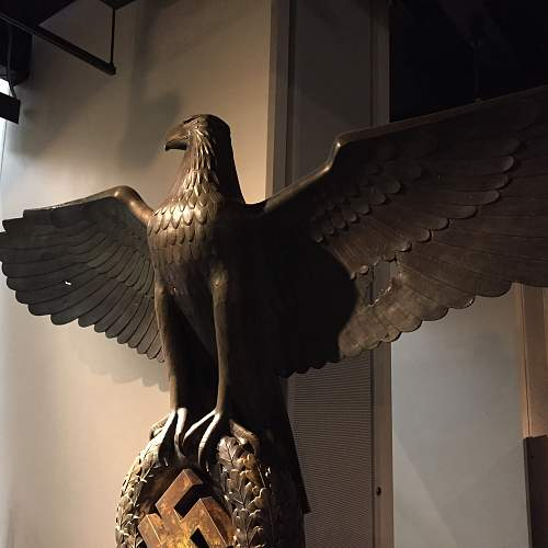 The Nazi Eagles of Berlin