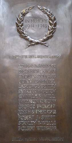 Click image for larger version.  Name:Memorial NatHist Museum 3.JPG Views:1 Size:122.1 KB ID:852682