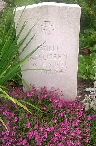 German War Graves