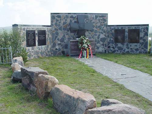 New Cemetery for Wehrmacht soldiers opened in Russia