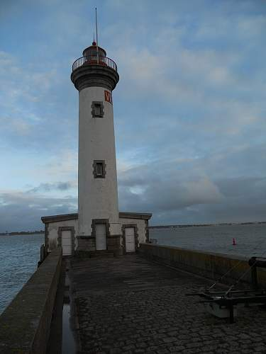 St.Nazaire. The Greatest Raid of All. My Trip