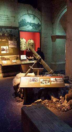 USA National World War 2 Museum (Picture Heavy)