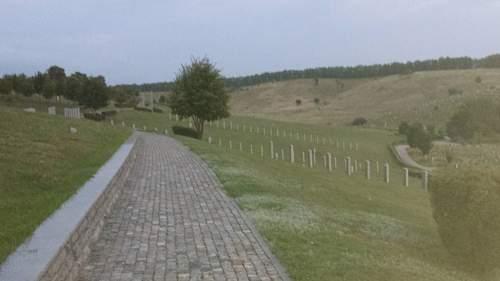 German cemetery in Kharkov Ukraine