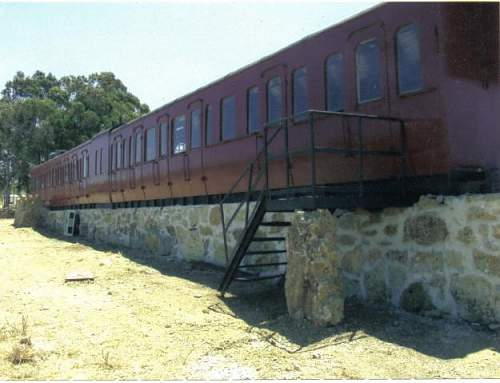 WW2 Train carriages for sale