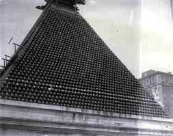 Pyramid of Capture German Helmets