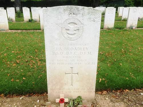 Operation Jericho, Amiens Prison. Group Captain Percy Charles Pickard