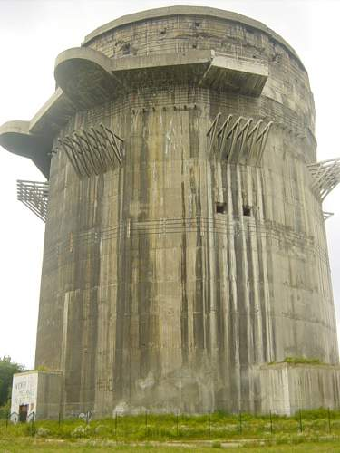 The Flak Towers in Vienna