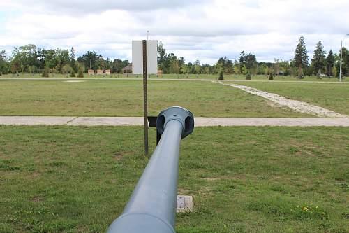Base Borden Military Museum, Ontario, Canada - Tanks :-)