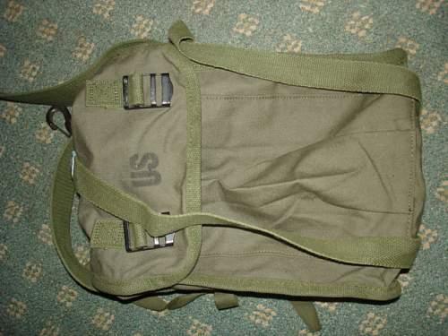 Airborne demo bag