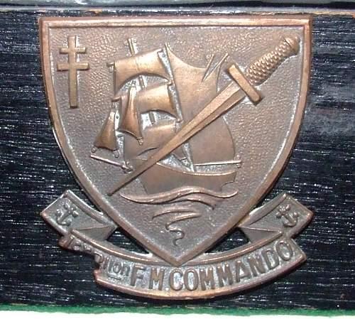 1st Battalion F.M. Commando