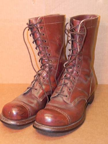 WW2 Jump boots or not?