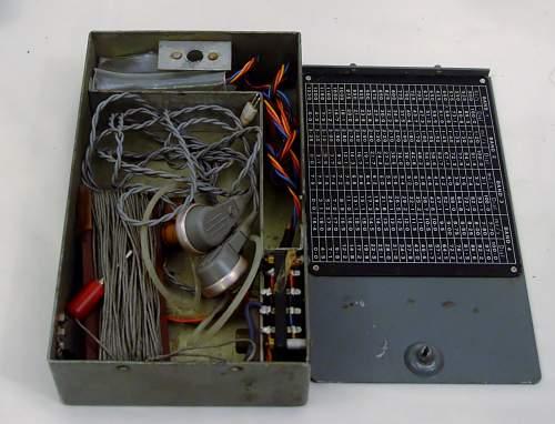 British Mk301 clandestine radio