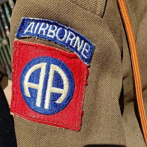 WWII 504th PIR Ike Jacket