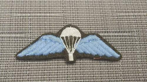 British Paratrooper Wings & Parachute Regt Tab ?