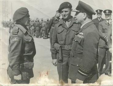 WWII Iraq Levies inc para unit