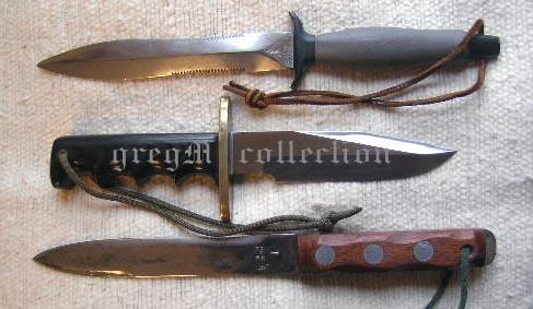 """US """"SF"""" blades"""