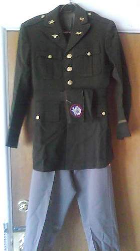 Thoughts on this Glider Dress Uniform???