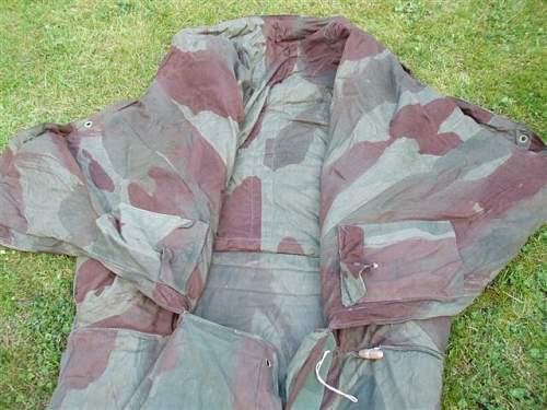 British Airborne sleeping bag