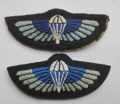 1960's SAS downswept wings