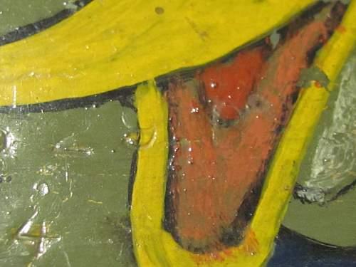 Spitfire art work