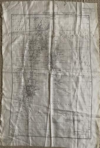 Escape and Evasion / Survival aids - Silk maps and Escape Compasses + more!