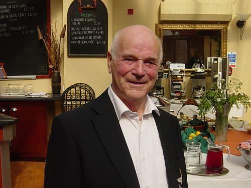 RIP: Tony Crane XXI Indep Para Coy