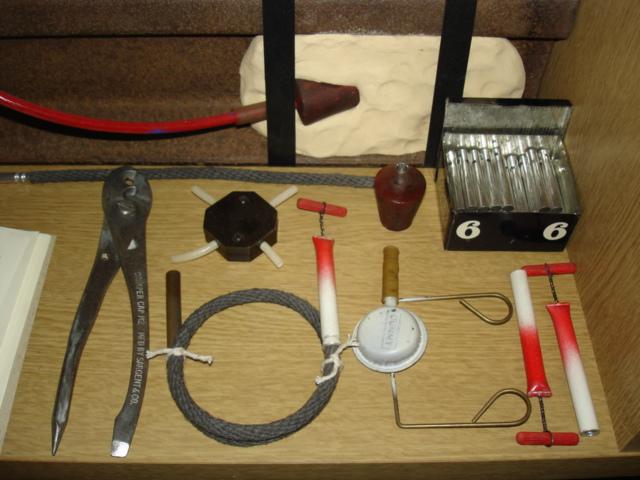 WW2 S.O.E / O.S.S Detonation Devices & Fuses most retaining the ...