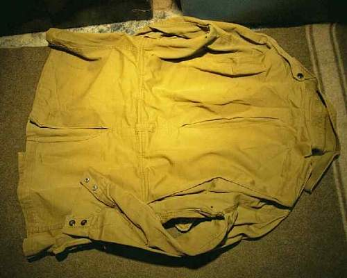 U.S. khaki jacket