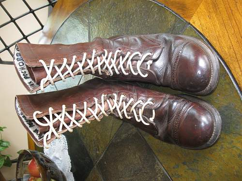 Click image for larger version.  Name:paratrooper boots 001.jpg Views:729 Size:259.4 KB ID:205488