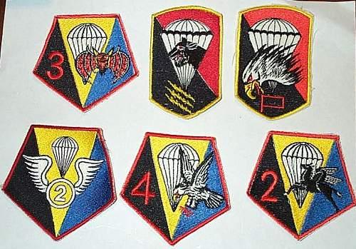 Help Identify Airborne Patches