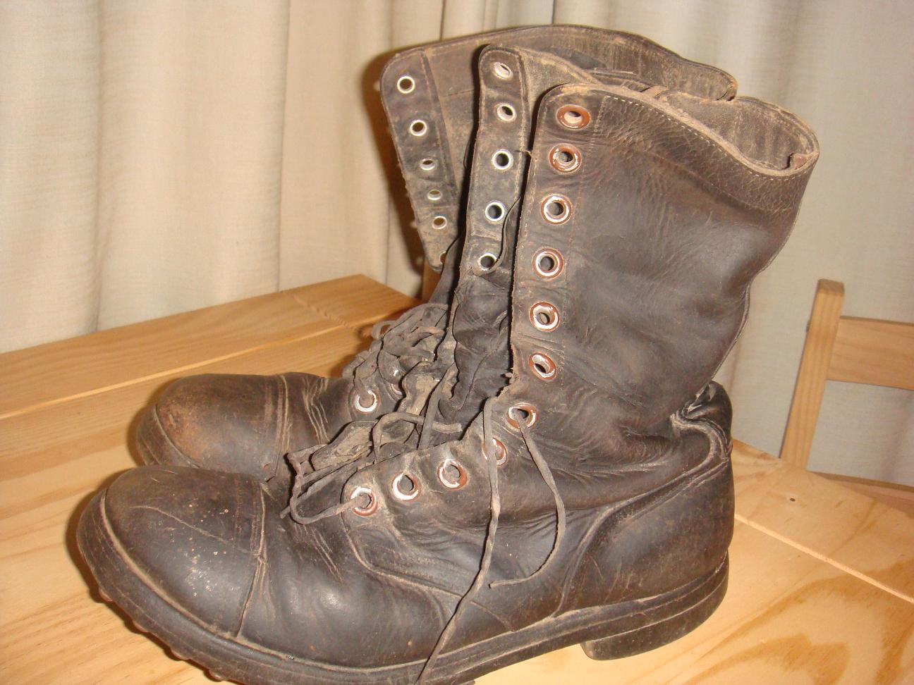 Ww2 Us Paratrooper Jump Boots Barn Finds
